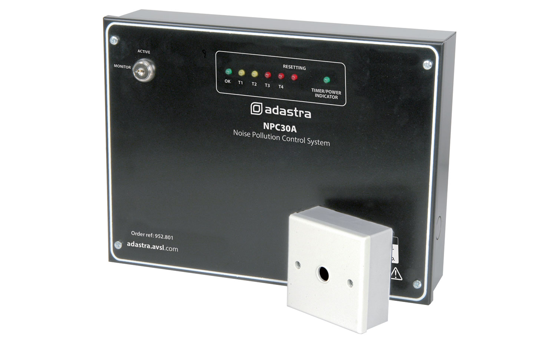 Adastra SL2000 mains switching sound Limiter