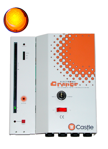 Castle Group Orange Sound Limiter