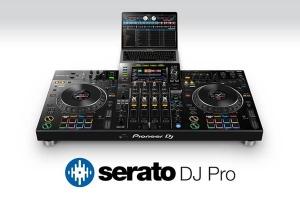 Pioneer DJ XDJ-XZ now supports Serato DJ Pro