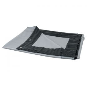 """DMT Rear-view fabric for 120"""" 100431 screen"""