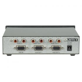 DMT VGAD-12 1:2 VGA/Audio Distributor