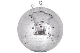 QTX PMB-30 Professional mirror ball 7mm x 7mm tiles - 30cmØ - 151.412UK