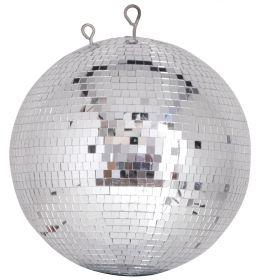 QTX PMB-80 Professional mirror ball 10mm x 10mm tiles - 80cmØ - 151.415UK