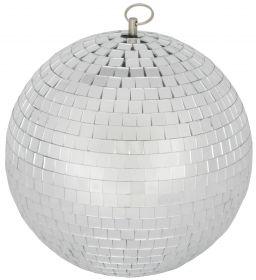 QTX MB-20 Mirrorball, plain glass, 20cmØ - 151.583UK