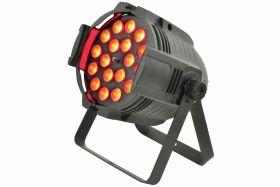 QTX ZP18 ZP18 Zoom Par Can 18 x RGBW LEDs - 154.018UK