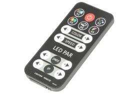 QTX PAR12 PAR12 RGBW DMX PAR Light 3 x 4W LED - 154.033UK