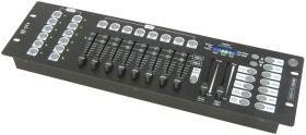 QTX DM-X10 DM-X10 192 Channel DMX controller - 154.091UK