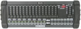 QTX DM-X16 DM-X16 192 Channel DMX controller - 154.093UK