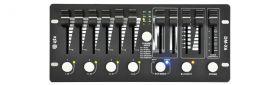 QTX DM-X6 DM-X6 mini DMX PAR controller - 154.097UK