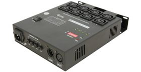 QTX RP4 RP4 4 Channel DMX Relay pack - 154.111UK