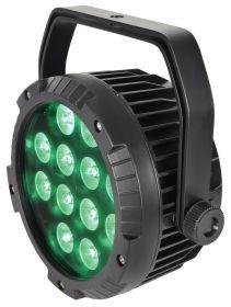QTX HIPAR-120 HIPAR-120 Outdoor LED PAR RGBW - 154.324UK