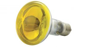 QTX R80-Y R80 Reflector Bulb E27 Yellow - 160.006UK