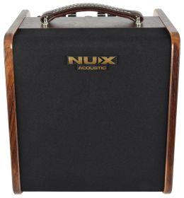 Nux Stageman 50 NuX Stageman AC50 Acoustic Guitar & Vocals Amplifier - 173.330UK