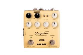 Nux NAP-5 Stageman Floor Acoustic Preamp DI Pedal - 173.338UK