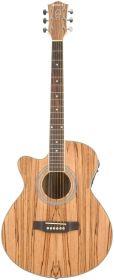 Chord N5Z-LH N5Z-LH Native Zebrano electro-acoustic guitar left-hand - 175.286UK