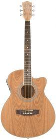 Chord N5PA N5PA Native Piebald Ash electro-acoustic guitar - 175.292UK
