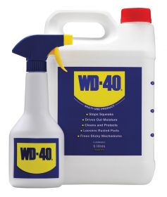 WD40 WD-40 5L with Applicator - 701.315UK