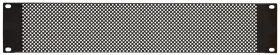 "Adastra 2U Perforated Rack Panel 19"" - 853.062UK"