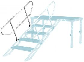 Citronic HMS12 Handrail for Modular Stairs - 853.943UK