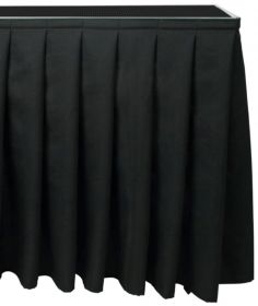 Citronic SPS80105 Stage Skirt 80 x 105cm - 853.963UK