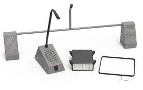 Contacta STS-K001L-G Bridge Bar Speech System - 954.021UK