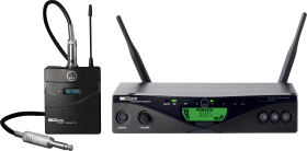 AKG WMS470 Instrument Set - Band D Wireless Microphone
