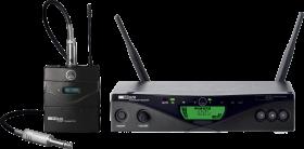 AKG WMS470 Instrument Set 9U Wireless Microphone