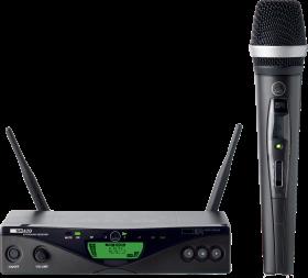 AKG WMS470 D5 Vocal Set - Band D Wireless Microphone