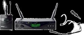 AKG WMS470 Presenter Set - Band U1 Wireless Microphone