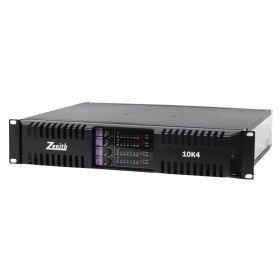 Zenith 10K4 4 x 2500W Amplifier
