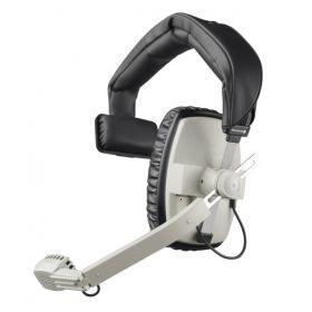 Beyerdynamic DT 108 (400ohm) Single Sided Headset with Dynamic Mic - Grey