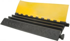 Cable Guard Crossover Ramp 3 x 65mm/sq channels