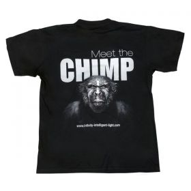 Infinity T-shirt Chimp M  back