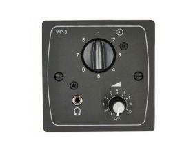 Cloud WP8B, Wall Control CAM16/CAS16/Pump & Sub Station, Black