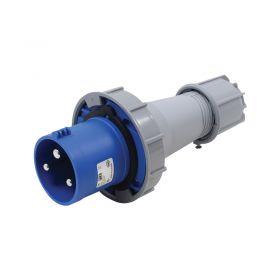 63A Line Socket - 5pin 415v