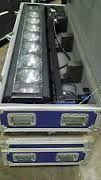 Rosco 25DLC/FLT/2/6 Digital Light Curtain Flight Case