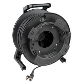 DMT Drum of 100mtr with 2 fibre Singlemode 9/125 cable
