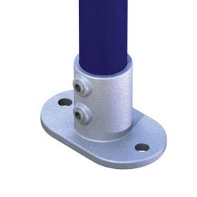 Doughty T13200 - Pipeclamp Railing Base Flange