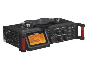 Tascam DR07D Compact Digital Recorder.