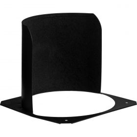 ETC PSF1027-1 Half Hat 153mm Tube, White