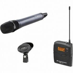 Sennheiser EW 135P G3 - Hand Held Portable Radio Mic system