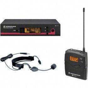 Sennheiser EW 152 G3 - Head worn Radio Mic system