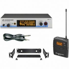 Sennheiser EW 572 G3 - Wireless guitar system