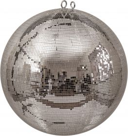 FX Lab Professional Silver Mirror Ball 5mm x 5mm Facet Size 16""""