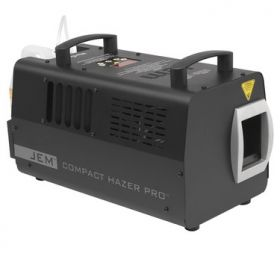 Jem Compact Hazer Pro DMX Small Particle Output (C-Plus Fluid)