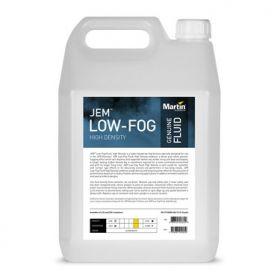 JEM Low-Fog Fluid, High Density, 5 Litres (C3)