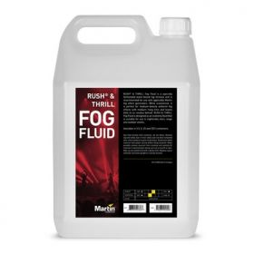 JEM Rush & Thrill Fog Fluid, 5 Litres, (DJ Mix/ELX Smoke)