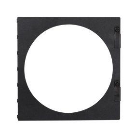 LDR Luci Della Ribalta Cetra/Suono/Tempo Fresnel Gel Frame, 150 x 150mm Black