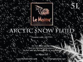 Le Maitre ICE7141 - Arctic snow fluid 5 Litre Bottle
