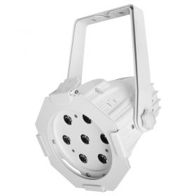 LEDJ Alu Par Compact 3200K (White).